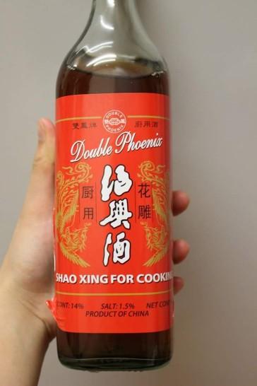 Shaoxing rice wine -rượu Thiệu Hưng