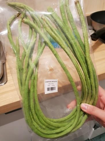 đậu đũa (long bean)