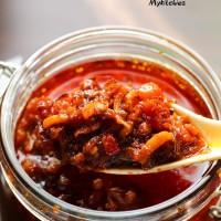 Cách làm tương XO (sốt sò điệp Hongkong)- homemade Hongkong XO sauce