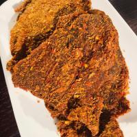 Thịt bò khô phiên bản nhà làm